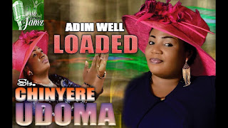 DOWNLOAD MP3: Chinyere Udoma - Adim Well Loaded [Praise Medley]