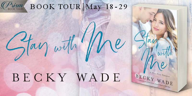 We're launching the Book Tour for STAY WITH ME by Becky Wade! #SWMPrism