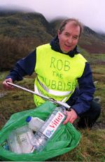 Rob the rubbish