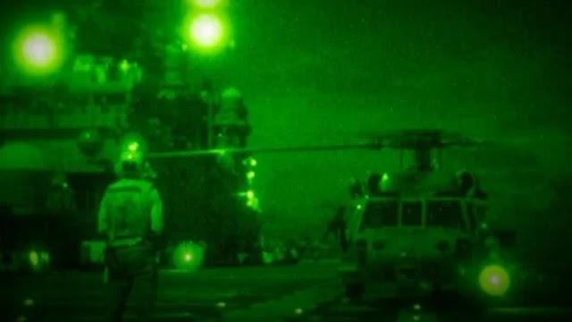 Telah Terjadi Kecelakaan Tragis, Helikopter Pasukan Khusus Hilang