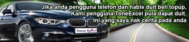 Buat duit sampingan dengan Handphone dan Simkad Tune talk Tone Excel