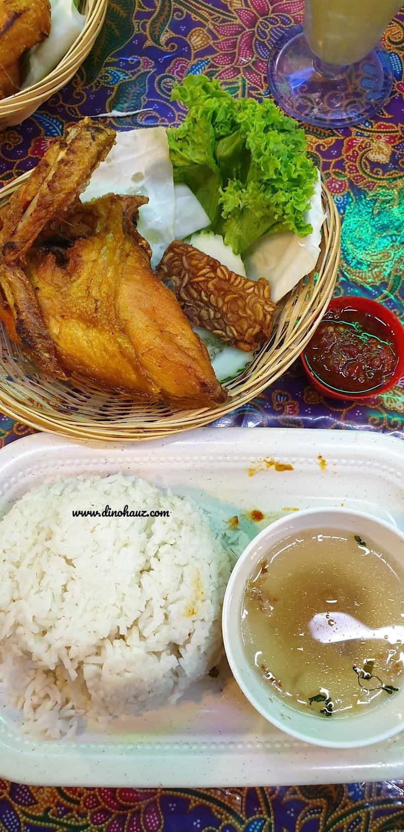 Tempat Makan Sedap di Setapak, Kuala Lumpur 2020: Ayam Geprek, Kampung Station, KL Traders Square