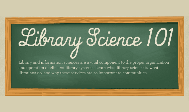 Library Science 101