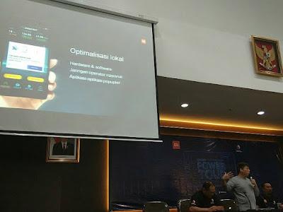 Seminar Xiaomi mengenai garansi resmi