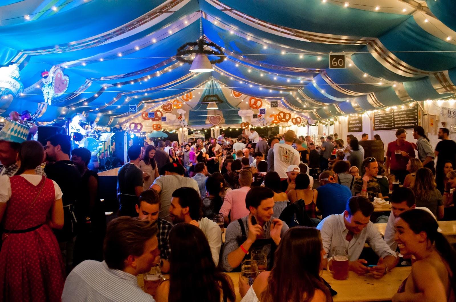 celebrate oktoberfest in nyc