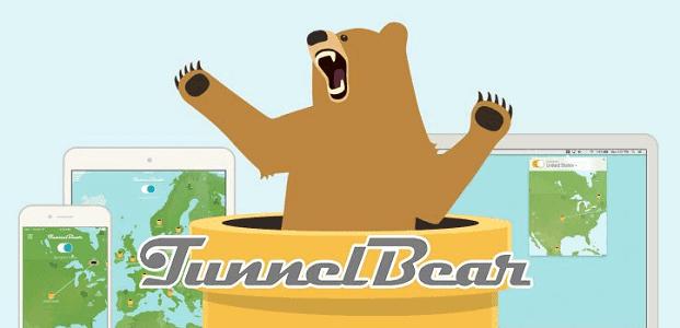 TunnelBear تحميل أفضل برامج VPN المجانية و السريعة للأندرويد والكمبيوتر لعام 2021
