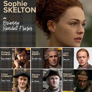 Outlander Homepage: FUTURE APPEARANCES