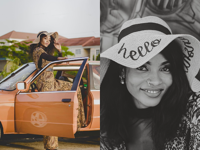 CELEBRITIES : MARYAM WAZEERY SHARES ANOTHER STUNNING PICTURES