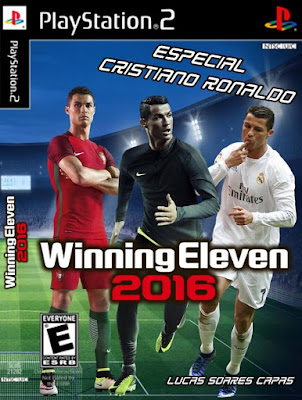 Winning Eleven 2016 ESPECIAL CR7 Download