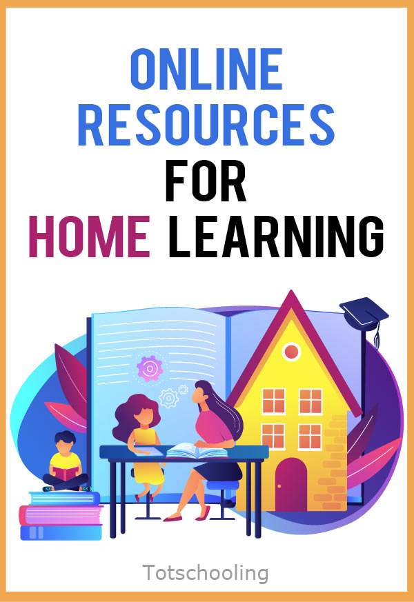 List of online and digital resources for parents who have been affected by school closures during the Coronavirus outbreak. Includes both free and paid curriculums, subscriptions and printables!