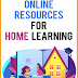 Resources for Home Learning during Coronavirus Outbreak