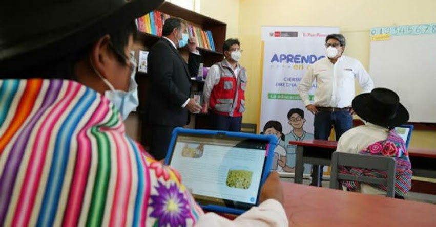 MINEDU autoriza el inicio de Clases Presenciales en zonas rurales donde no hay peligro de contagios