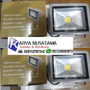 Jual Lampu Sorot Taman LED Outdoor Light 20 Watt Hinolux di Makasar