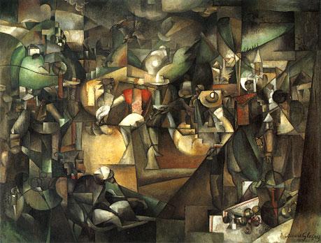 Famous Cubist Paintings