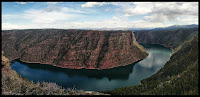 Red Canyon Flaming George ShaunasAdventures