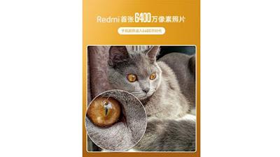 Xiaomi लाने वाली है 64 मेगापिक्सल कैमरे वाला Redmi स्मार्टफोन