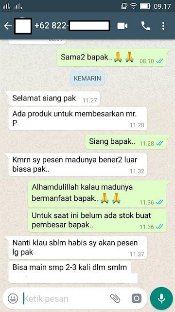 Obat Oles Mahabbah Cream Feat Madu Kuat Ereksi Super Tonik Pria Tahan Lama Puaskan Istri