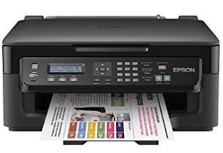 Imprimante Pilotes Epson WF-2510WF Télécharger