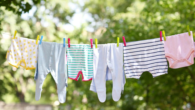 Cara Memilih Deterjen Baju Bayi