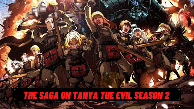 Saga Of Tanya The Evil Season 2 Announced