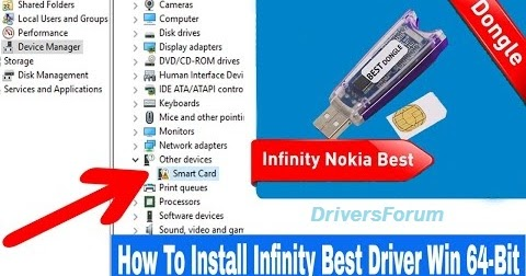 Infinity Best Dongle Driver For Windows 7 64 Bit