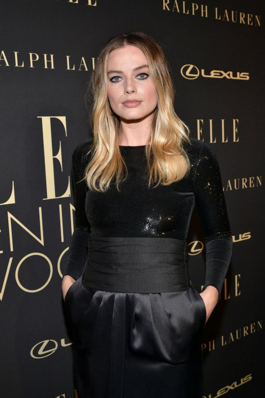 Margot Robbie at ELLE's 2019 Women In Hollywood Event