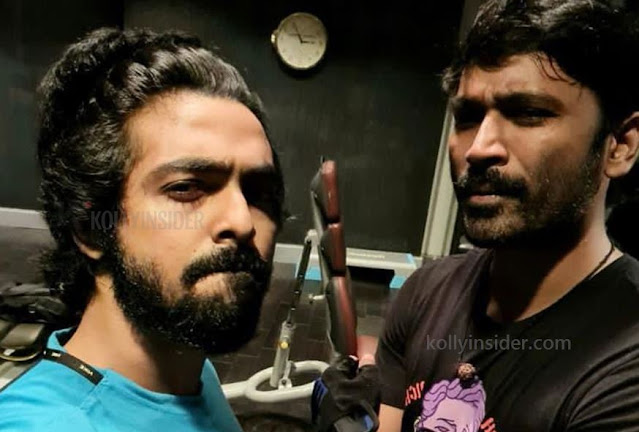 Dhanush and GV Prakash turns gym buddies