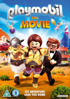 Playmobil: The Movie [2019] [DVD R1] [Latino]