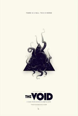 The Void, uno de los carteles de la película
