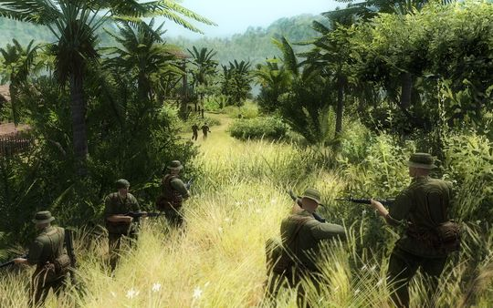 Men of War Vietnam PC Game