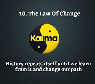 12 laws of Karma