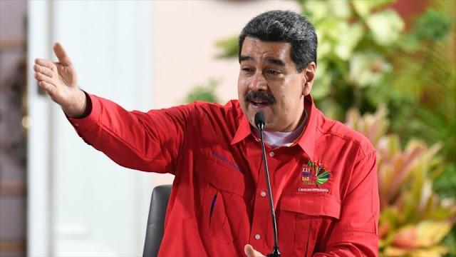Maduro: Venezuela, lista para batalla ante posible bloqueo de EEUU