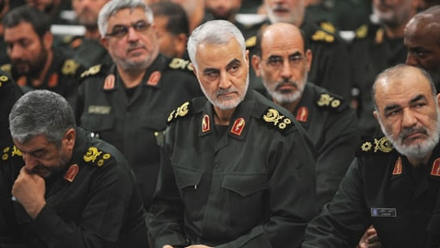 "Soleimani Killed By U.S. Forces, Iran Calls It A ""Declaration of War"""