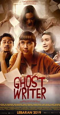 Film Ghost Writer (2019)