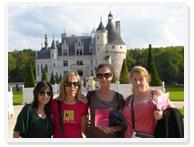 A la conquista de los Castillos del Loira