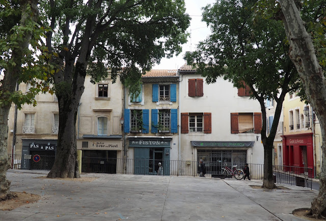 Дома в Сен-Реми-де-Прованс (Houses in Saint-Remy-de-Provence)