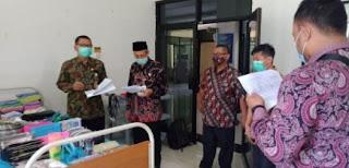 SMK BHARASA DIVERIFIKASI , KAMPUSNYA MEGAH  FASILITAS LABORATORIUM UNTUK MURID DIANGGAP MEWAH.