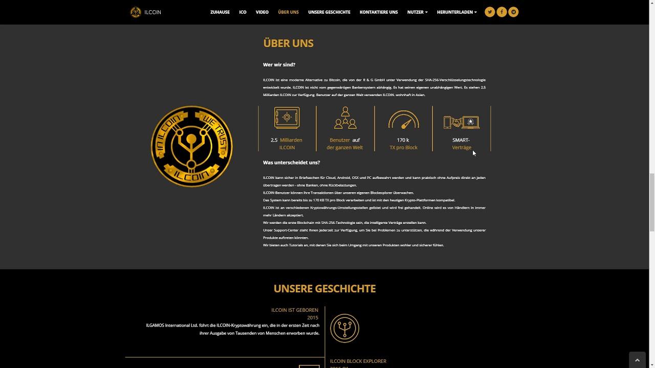 [Crypto] Giới thiệu đồng tiền kĩ thuật số Ilcoin (ILC)