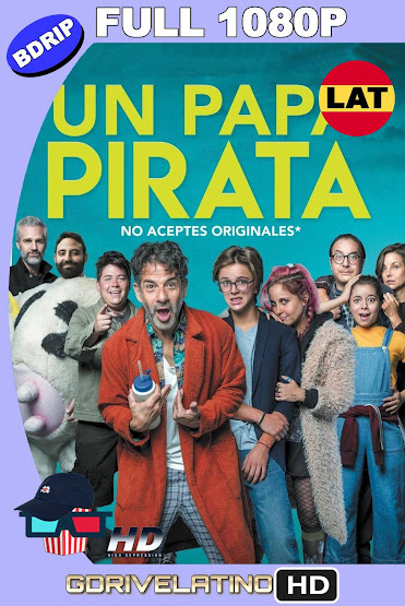 Un Papá Pirata (2019) BDRip 1080p Latino MKV