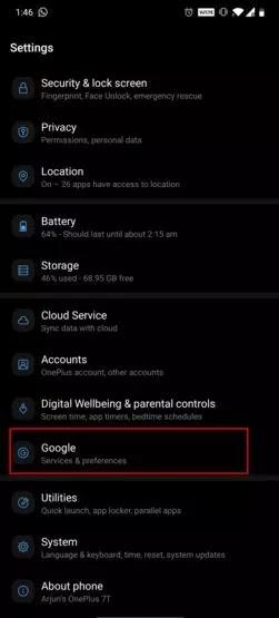 Menghapus Akses Aplikasi Pihak Ketiga di Google dan Facebook-1