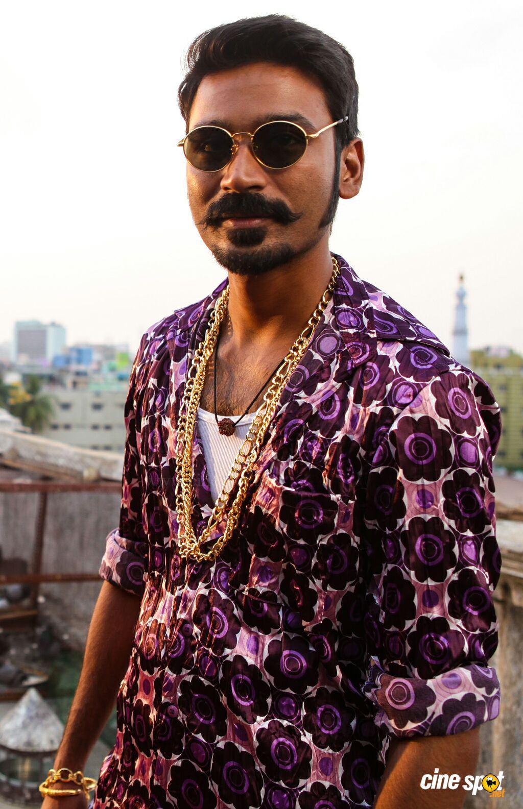 Dhanush handsome look