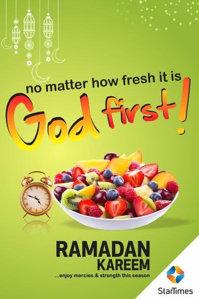 StarTimes Ramadan Give-Away