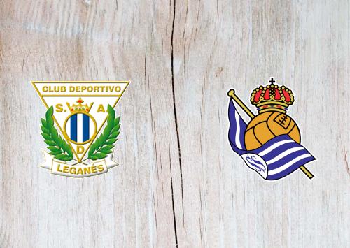 Leganes vs Real Sociedad -Highlights 2 February 2020
