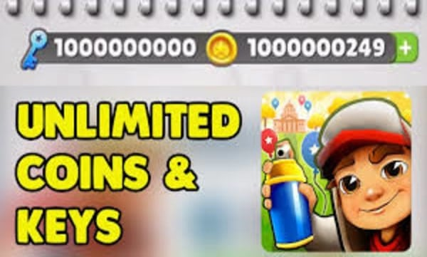 subway surfers hacked unlimited coins and keys [ everything unlimited ]