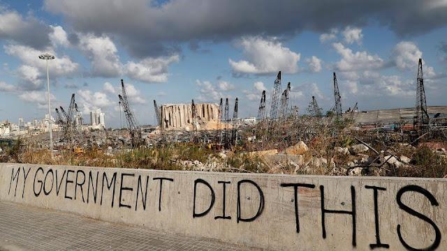 Beyrut'daki Patlama: Kim Sorumlu?