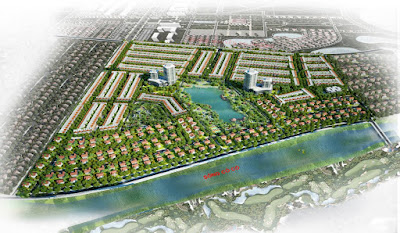 Khu đô thị Hòa Vượng - TP. Nam Định