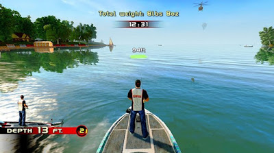 Download Rapala Pro Bass Fishing PSP PPSSPP