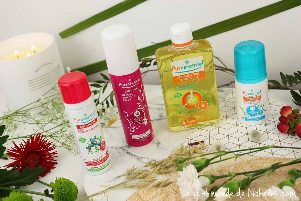 Produits d'aromathérapie Puressentiel