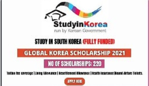 global-korea-scholarship-2021-apply-online