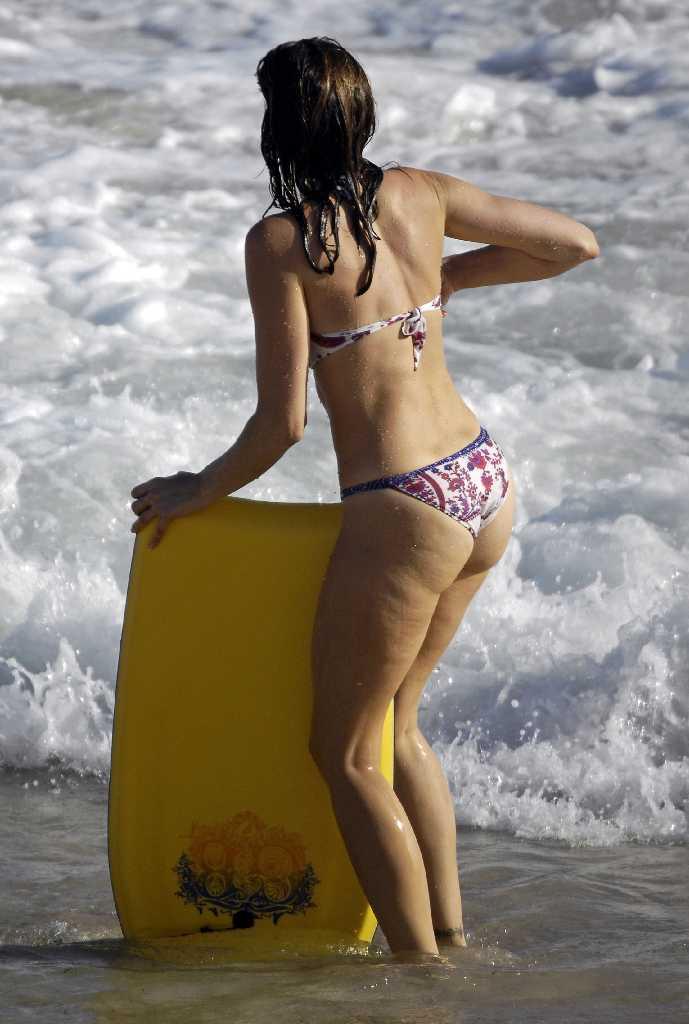Sexy Swim Pics